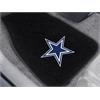 "FANMATS NFL - Dallas Cowboys 2-piece Embroidered Car Mats 18""x27"""