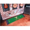 FANMATS Virginia Putting Green Mat