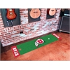 FANMATS Utah Putting Green Mat