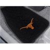 "FANMATS Texas 2-piece Embroidered Car Mats 18""x27"""