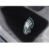 "FANMATS NFL - Philadelphia Eagles 2-piece Embroidered Car Mats 18""x27"""