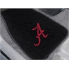"FANMATS Alabama 2-piece Embroidered car Mats 18""x27"""