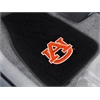 "FANMATS Auburn 2-piece Embroidered Car Mats 18""x27"""