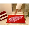 "FANMATS NHL - Detroit Red Wings All-Star Mat 33.75""x42.5"""