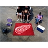 FANMATS NHL - Detroit Red Wings Tailgater Rug 5'x6'