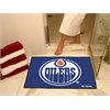 "FANMATS NHL - Edmonton Oilers All-Star Mat 33.75""x42.5"""