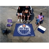 FANMATS NHL - Edmonton Oilers Tailgater Rug 5'x6'
