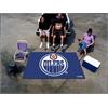 FANMATS NHL - Edmonton Oilers Ulti-Mat 5'x8'