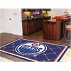 FANMATS NHL - Edmonton Oilers Rug 5'x8'