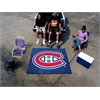 FANMATS NHL - Montreal Canadiens Tailgater Rug 5'x6'