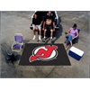 FANMATS NHL - New Jersey Devils Tailgater Rug 5'x6'