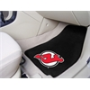 "FANMATS NHL - New Jersey Devils 2-pc Printed Carpet Car Mats 17""x27"""
