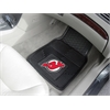 FANMATS NHL - New Jersey Devils 2-pc Vinyl Car Mat Set