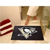 "FANMATS NHL - Pittsburgh Penguins All-Star Mat 33.75""x42.5"""