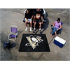 FANMATS NHL - Pittsburgh Penguins Tailgater Rug 5'x6'