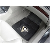FANMATS NHL - Pittsburgh Penguins 2-pc Vinyl Car Mat Set