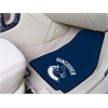 "FANMATS NHL - Vancouver Canucks 2-pc Printed Carpet Car Mats 17""x27"""