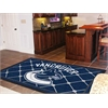 FANMATS NHL - Vancouver Canucks Rug 5'x8'