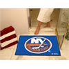 "FANMATS NHL - New York Islanders All-Star Mat 33.75""x42.5"""