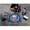 FANMATS NHL - New York Islanders Tailgater Rug 5'x6'