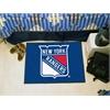 FANMATS NHL - New York Rangers Starter Mat
