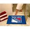 "FANMATS NHL - New York Rangers All-Star Mat 33.75""x42.5"""