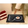 "FANMATS NHL - Philadelphia Flyers All-Star Mat 33.75""x42.5"""