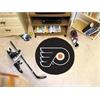 FANMATS NHL - Philadelphia Flyers Puck Mat