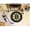 FANMATS NHL - Boston Bruins Puck Mat