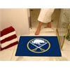 "FANMATS NHL - Buffalo Sabres All-Star Mat 33.75""x42.5"""