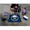 FANMATS NHL - Buffalo Sabres Tailgater Rug 5'x6'