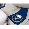 "FANMATS NHL - Buffalo Sabres 2-pc Printed Carpet Car Mats 17""x27"""