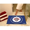 "FANMATS NHL - Winnipeg Jets All-Star Mat33.75""x42.5"""