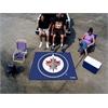 FANMATS NHL - Winnipeg Jets Tailgater Rug 5'x6'
