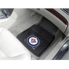 FANMATS NHL - Winnipeg Jets 2-pc Vinyl Car Mat Set