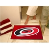 "FANMATS NHL - Carolina Hurricanes All-Star Mat 33.75""x42.5"""
