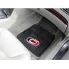 FANMATS NHL - Carolina Hurricanes 2-pc Vinyl Car Mat Set
