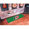 FANMATS NHL - Carolina Hurricanes Putting Green Mat