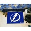 FANMATS NHL - Tampa Bay Lightning Starter Mat