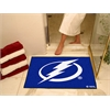 "FANMATS NHL - Tampa Bay Lightning All-Star Mat 33.75""x42.5"""