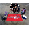 FANMATS NHL - Washington Capitals Tailgater Rug 5'x6'