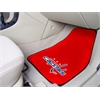 "FANMATS NHL - Washington Capitals 2-pc Printed Carpet Car Mats 17""x27"""