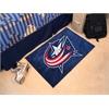 FANMATS NHL - Columbus Blue Jackets Starter Mat