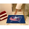 "FANMATS NHL - Columbus Blue Jackets All-Star Mat 33.75""x42.5"""