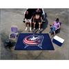 FANMATS NHL - Columbus Blue Jackets Ulti-Mat 5'x8'