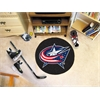 FANMATS NHL - Columbus Blue Jackets Puck Mat