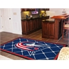 FANMATS NHL - Columbus Blue Jackets Rug 5'x8'
