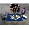 FANMATS NHL - Nashville Predators Ulti-Mat 5'x8'