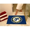"FANMATS NHL - St. Louis Blues All-Star Mat 33.75""x42.5"""