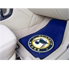 "FANMATS NHL - St. Louis Blues 2-pc Printed Carpet Car Mats 17""x27"""